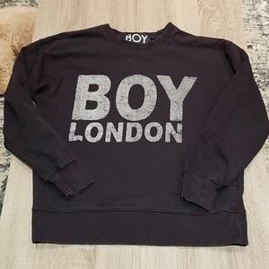 Vintage Boy London Crew Neck Sweater.